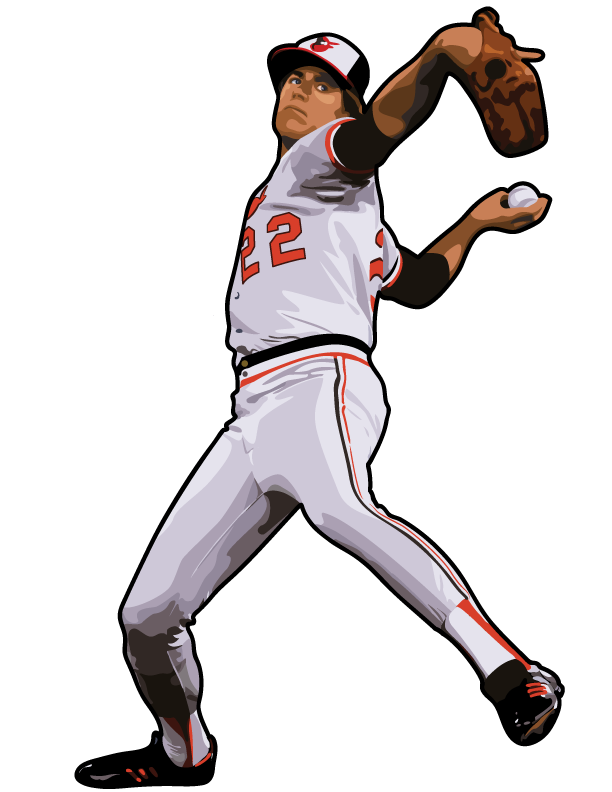 Jim Palmer full body