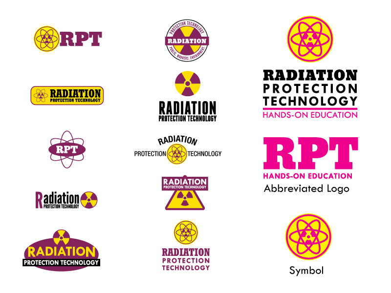 RPT Logo options