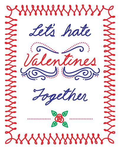 Valentine Card #2