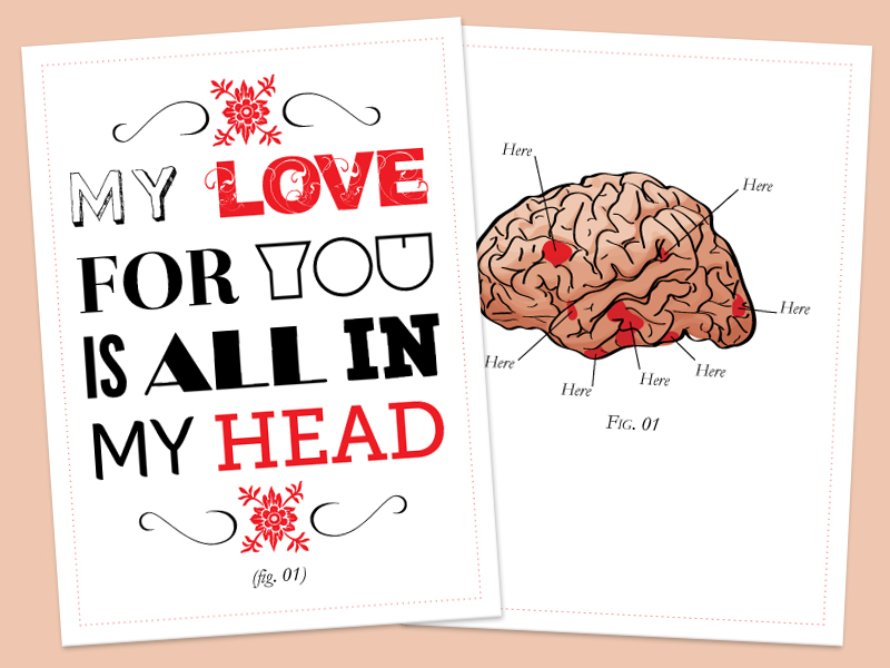 Valentines Card #1