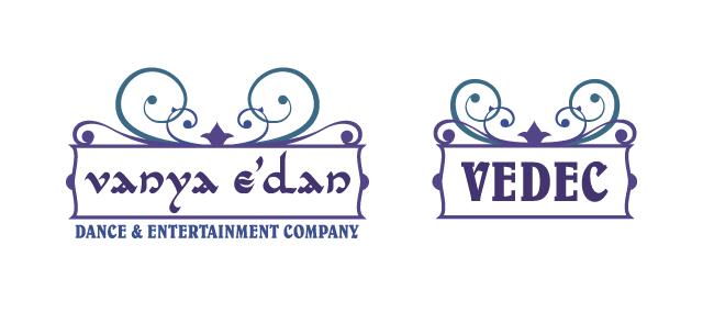 Vanya E'dan logo variations