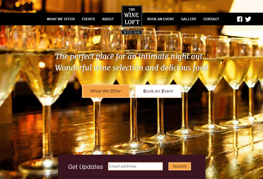 New Wineloft Birmingham Design
