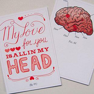 Valentine card thumbnail